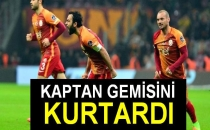 Galatasaray 3-2 Gençlerbirliği (Maç Sonucu)
