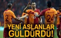 Galatasaray 4 - Kayserispor 1 (Maç Sonucu)