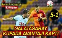 Galatasaray 5-1 Sivas Belediyespor (Maç Sonucu)