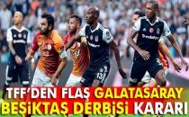 Galatasaray - Beşiktaş Derbisinin Günü Belli Oldu