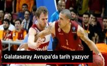 Galatasaray Odeabank, Eurocup'ta Yarı Finale Yükseldi