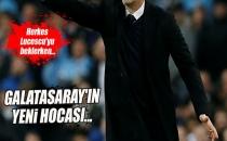 Galatasaray'da Herkes Lucescu'yu Beklerken...