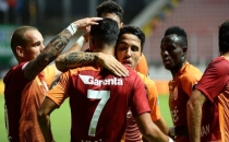 Galatasaray'dan Futbol Resitali!