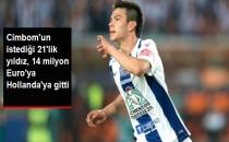 Galatasaray'ın İlgilendiği Hirving Lozano, 14 Milyon Euro'ya PSV'ye Gitti