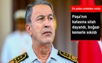 Genelkurmay Başkanı'nın Kafasına Silah Dayandı, Boğazı Kemerle Sıkıldı