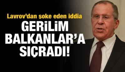 Gerilim Balkanlar'a Sıçradı!