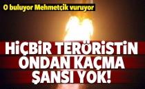 Göktürk-1 Buluyor, Mehmetçik 12'den Vuruyor!
