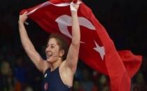 Güreşçi Yasemin Adar, Avrupa Şampiyonu Oldu