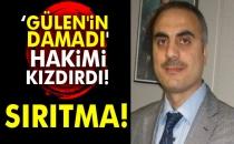 Hakimden Gülen'in Damadı'na Uyarı: Sırıtma, Burası Mahkeme