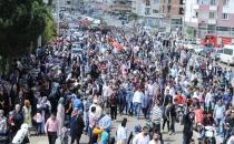 Hatay'da Şehit Polisi 10 Bin Kişi Uğurladı