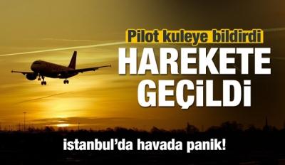 Havada Drone Paniği: Yetkililer Harekete Geçti