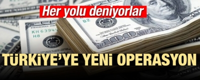 Her yolu deniyorlar! Türkiye'ye yeni operasyon