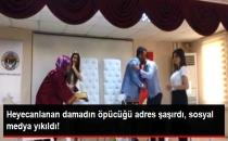 Heyecanlanan Damat, Gelin Yerine Nikâh Şahidini Öptü; Sosyal Medya Yıkıldı!