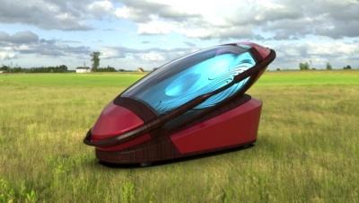 Hollanda'da Cenaze İşleri Fuarında Sergilenecek İntihar Makinası Tartışma Yarattı