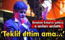 İbrahim Erkal'ı Eve Getiren Valenin İfadesi Alındı