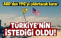 İbrahim Kalın açıkladı: ABD'den YPG kararı!