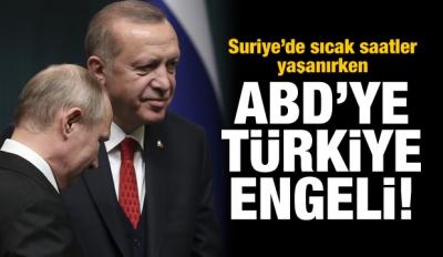 İngilizler yazdı! ABD'ye Türkiye engeli