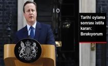 İngiltere Başbakanı Cameron İstifa Kararı Aldı!