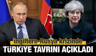 İngiltere-Rusya gerginliğine Ankara'dan ilk yorum