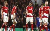 İngiltere'de Chelsea, 3-0 Yendiği Middlesbrough'u Alt Lige Gönderdi