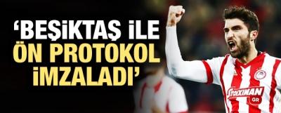 İran basını: Beşiktaş ile ön protokol imzaladı!