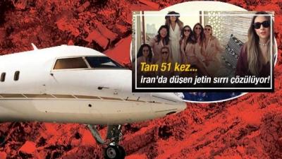 İran'da düşen jetin sırrı çözülüyor! Tam 51 kez..