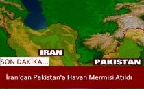 İran'dan Pakistan'a Havan Mermisi Atıldığı İddia Edildi