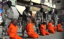 IŞİD Militanları Beş Futbolcunun Kafasını Kesti