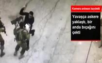 İsrail Askerini Bıçaklamaya Çalışan Filistinli Genç Öldürüldü