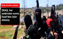 İsrail Eski Savunma Bakanı: DEAŞ Saldırdıktan Sonra İsrail'den Özür Diledi