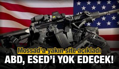 İsrail sitesi açıkladı: ABD Esed'i yok edecek