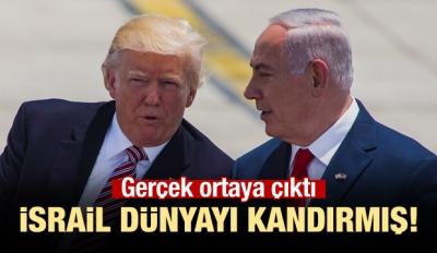 İsrail tüm dünyayı kandırmış! Ortaya çıktı