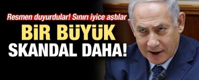 İsrail'den bir büyük skandal daha!