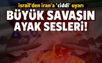 İsrail'den İran'a