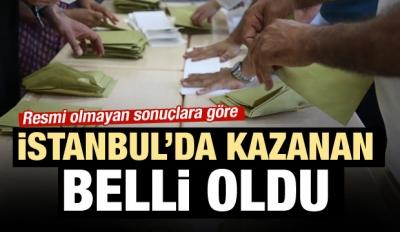 İstanbul Seçimini Yaptı!