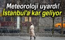 İstanbul'da Kar Uyarısı| 22 Ocak Pazartesi Yurtta Hava Durumu