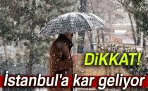 İstanbul'da kar yağışı bekleniyor |23 Ocak Salı yurtta hava durumu