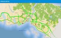 İstanbul'da Yollar Bomboş! Trafik Yoğunluğu Sadece Yüzde 17