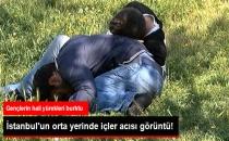 İstanbul'un Orta Yerinde İçler Acısı Manzara