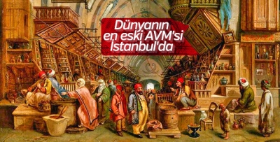 İstanbul'un Tarihi Çarşıları!