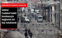 İstiklal Caddesi'ndeki Saldırıda Bir Kişi Tutuklandı!