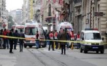 İstiklal'de Canlı Bomba Saldırısı: 4 Turist Hayatını Kaybetti