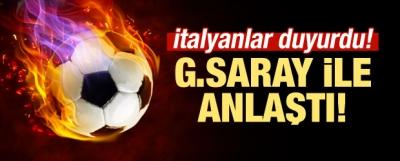 İtalyanlar Duyurdu! 'Galatasaray İle Anlaştı'