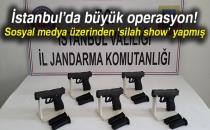 Jandarmadan 'Hayalet Silah' Operasyonu