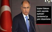 Jandarma'yı Tamamen İçişleri Bakanlığı'na Bağlayacağız