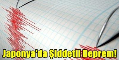 Japonya'da şiddetli deprem! 3 ölü, 100 yaralı
