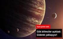 Juno 5 Yıl Süren Yolcuğun Ardından Jüpiter'e Ulaşıyor