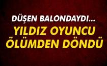 Kapadokyada Balon Düştü: 1 Ölü, 6 Yaralı Var