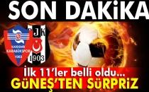 Karabükspor Beşiktaş İlk 11 Belli Oldu! Karabükspor Beşiktaş Maçı Saat Kaçta?
