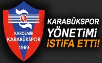Karabükspor Yönetimi İstifa Etti